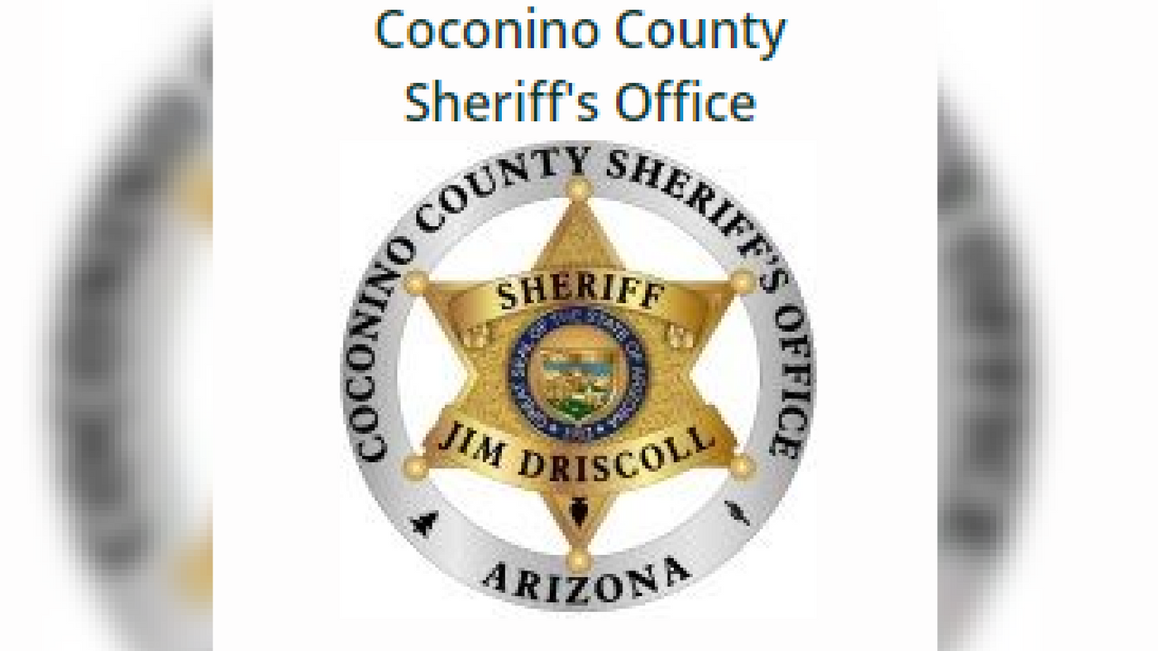 (Source: Coconino County Sheriff's Office)