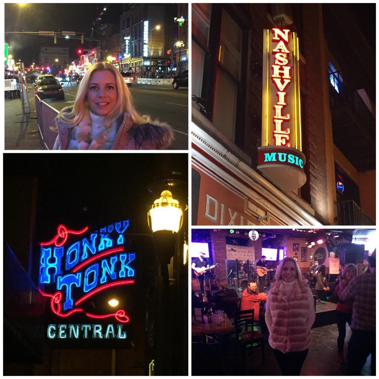 Honky Tonk Row in Nashville. (Source: 3TV/CBS 5)