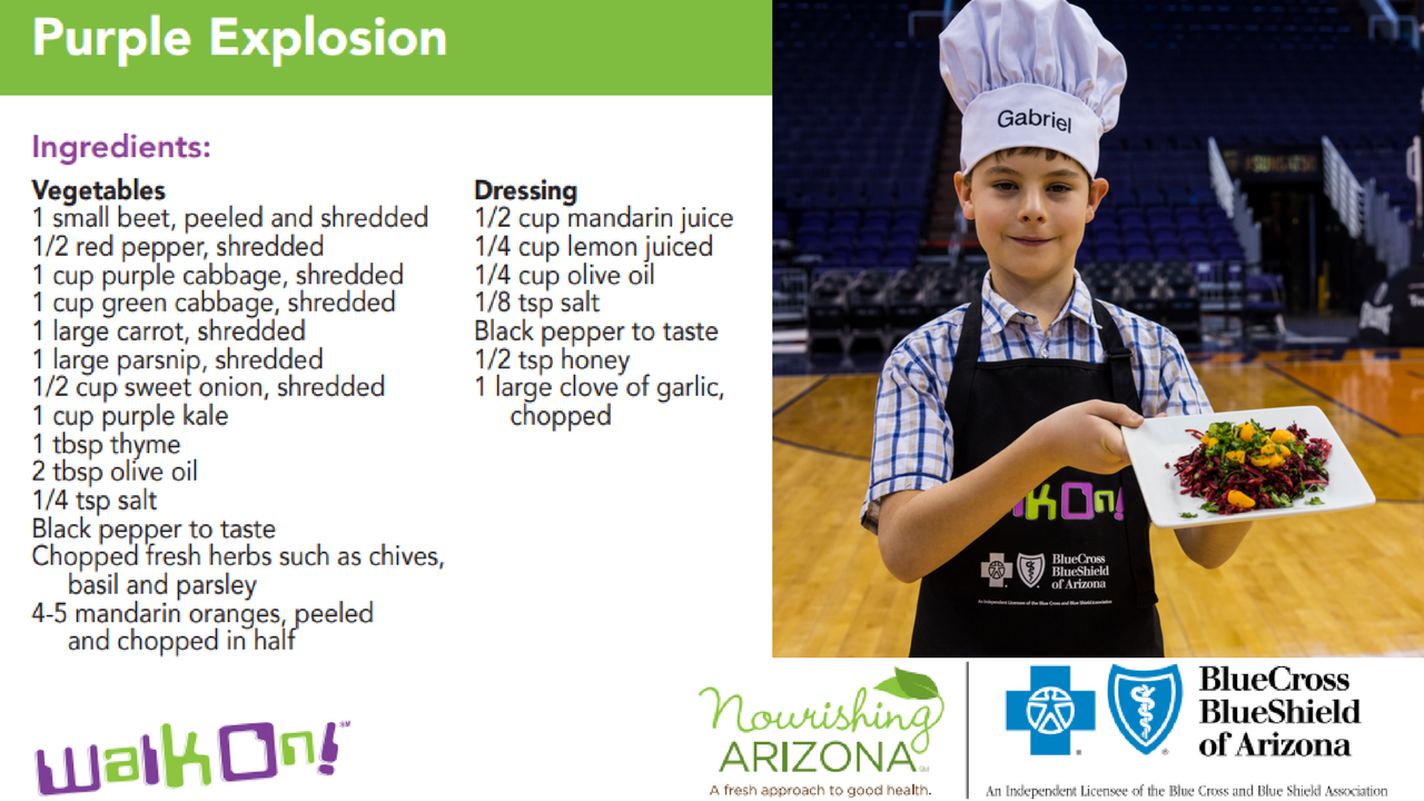 (Source: Walk On Kids' Cooking Challenge/Blue Cross Blue Shield of Arizona)