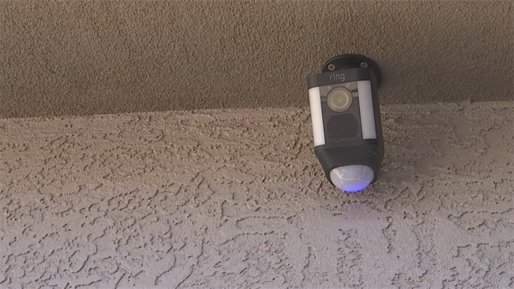 When it comes to monitored home security, he says the most important piece of equipment is the motion detector. (Source: 3TV/CBS 5)