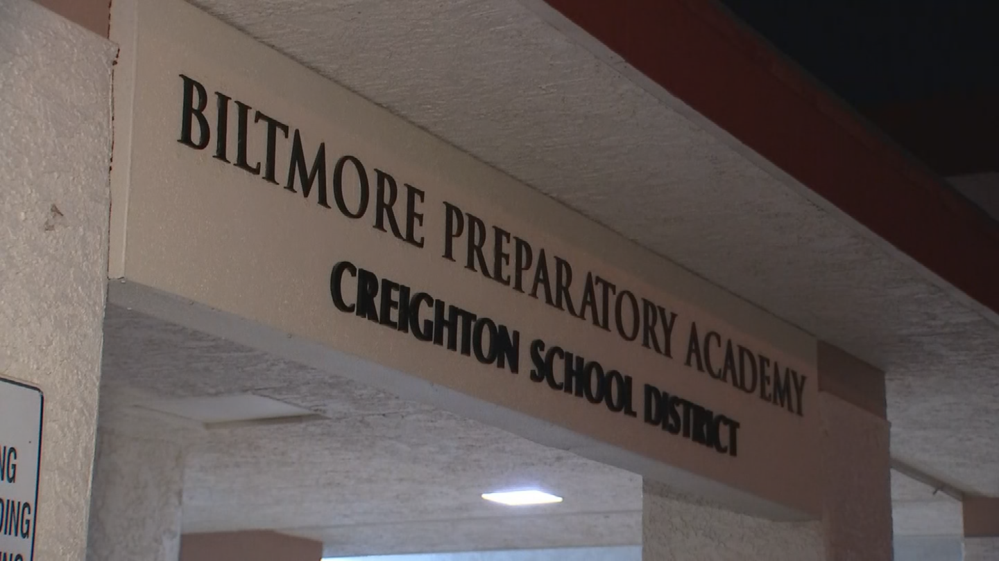 Biltmore Prep Academy would be affected by the two proposals to shorten the school day. (Source: 3TV/CBS 5)