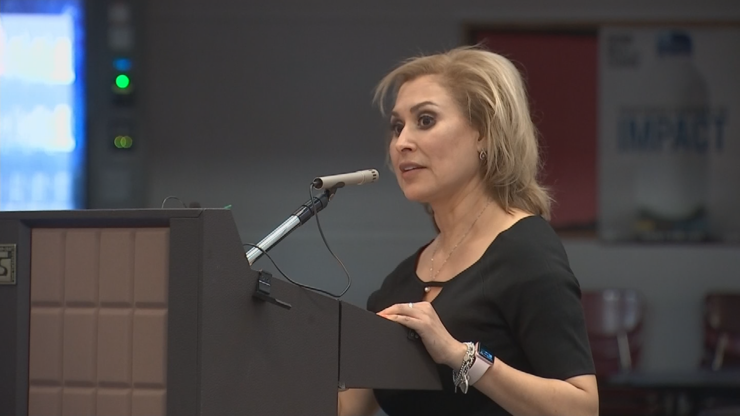 In an interview, acting superintendent Dr. Amy Fuller said the district needed to revamp the procurement process. (Source: 3TV/CBS 5)