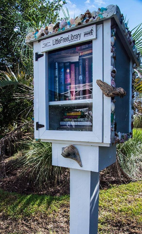 Goodyear has added another Little Free Library (Source: Free Little Library)