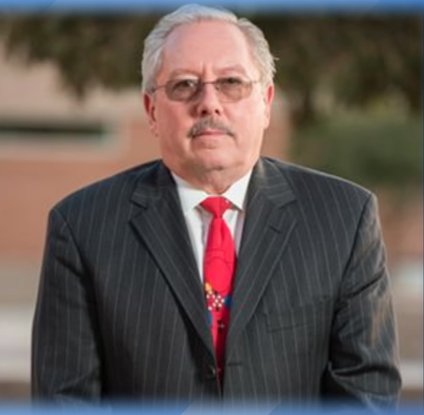 SUSD COO Louis Hartwell will step down June 30. (Source: SUSD)