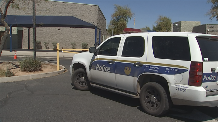 It's unclear how much Ducey's willing to spend to increase the number of officers on school campuses. (Source: 3TV/CBS 5)
