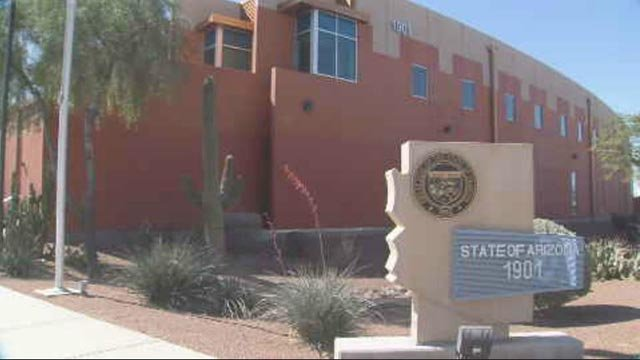 The Arizona State Archives places books in freezers to preserve them. (Source: 3TV/CBS 5)