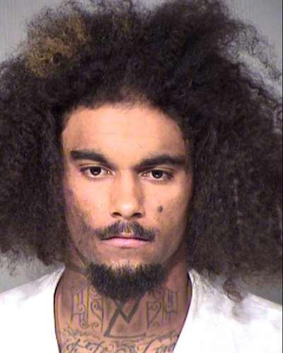 Mug shot of 22-year-old Leroy Christopher Orbeck. (Source: MCSO)