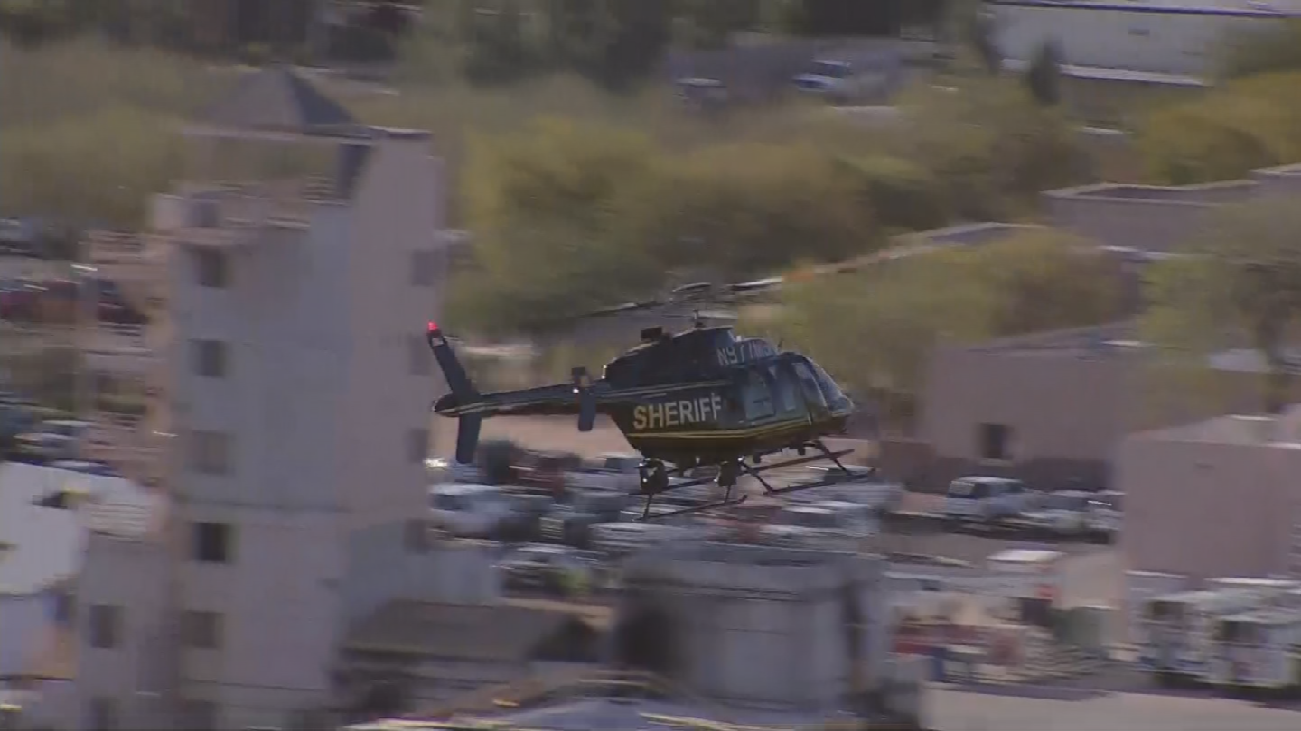The Mesa police held their 18th annual Safety Fly-In at Falcon Field Airport on March 21. (Source: 3TV/CBS 5)