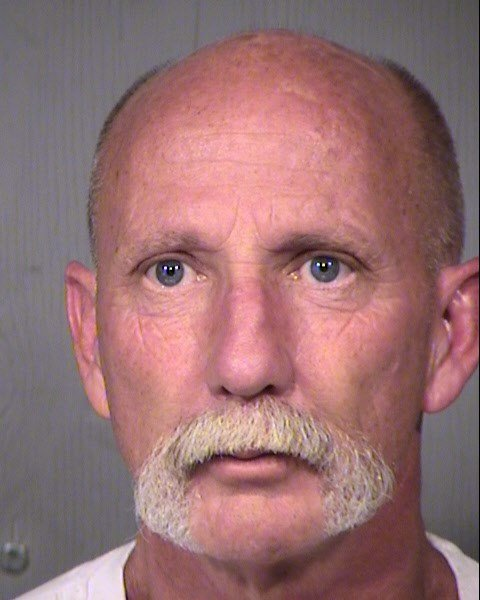 Jeffrey Wilson's 2016 mugshot (Source: Maricopa County Sheriff's Office)