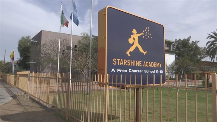 The Arizona State Board for Charter Schools voted Tuesday to begin revoking the charter of StarShine Academy, the second time this year the board has voted to close a charter school for financial malpractice. (Source: 3TV/CBS 5)