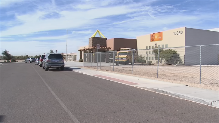 StarShine Academy, a K-12 school near McDowell Road and 35th Street, will close after this school year, according to a board spokesman. (Source: 3TV/CBS 5)