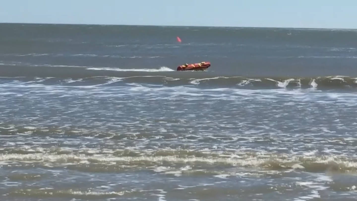 Robot lifegaurds will take to the water this summer in Myrtle Beach. (Source: 3TV/CBS 5)