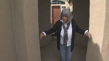 When Janet Allen found her Litchfield Park home, she fell head over heels. Not long after moving in, Allen wanted to increase security around the house and decided have a decorative, metal gate installed in her outdoor courtyard area. (Source: 3TV/CBS 5)