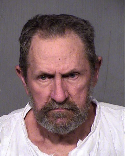 Troy York, 64, arrested for second-degree murder charges after Phoenix police say he shot and killed his brother. (Source: Maricopa County Sheriff's Office)
