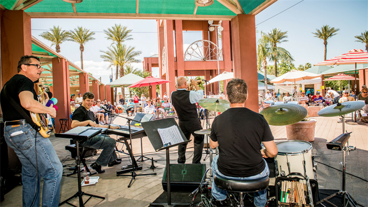 Are you looking to jazz up your normal weekend plans? Look no furtherbecause the 19th annual Chandler Jazz Festival is coming in less than two weeks. (Source: City of Chandler)