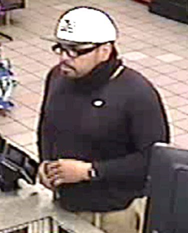 According to the Phoenix Police Department, he held the clerk at gunpoint and demanded money. (Source: Phoenix PD)
