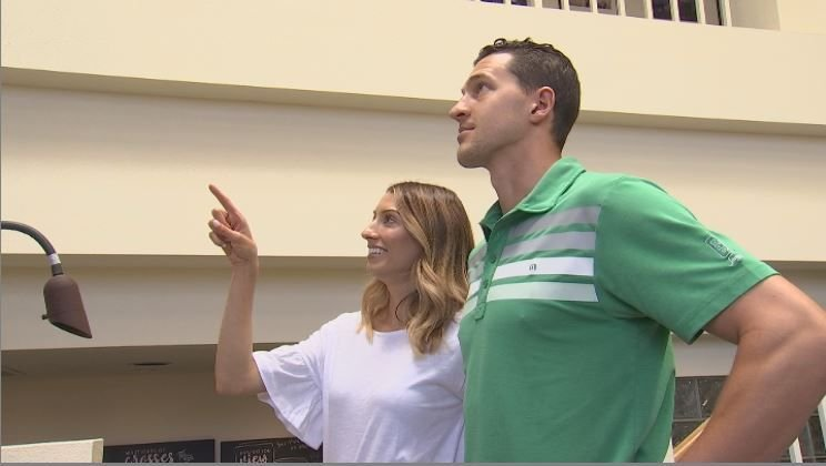 Last season, Nick and Amanda Ahmed helped raise over $10,000 toward their PledgeIt campaign, now they want to go even bigger. (Source: 3TV/CBS 5)