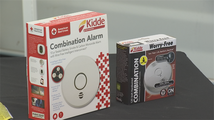 Experts agree the No. 1 way to prevent a tragedy is to make sure where you're staying is equipped with CO detectors. (Source: 3TV/CBS 5)