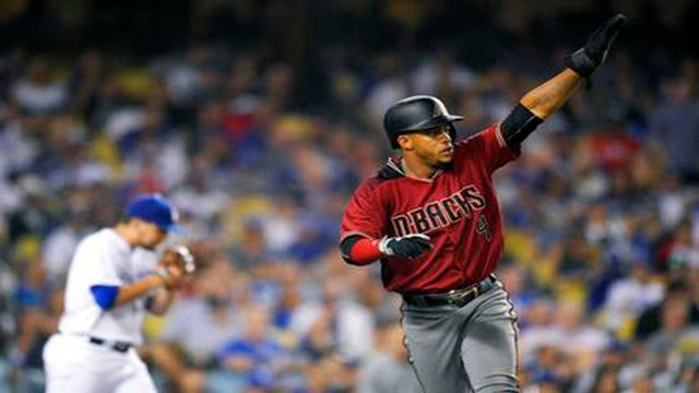A person familiar with the deal says the Arizona Diamondbacks and infielder Ketel Marte have agreed to a $24 million, five-year contract. (Source: AP Photo)