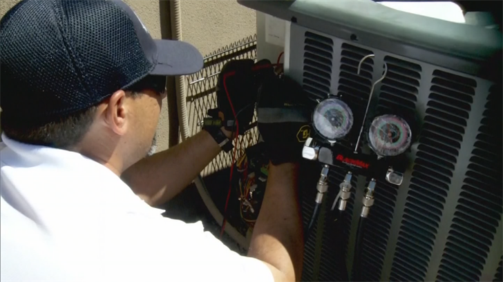 Experts say to do your homework before hiring an air conditioning repair company. (Source: 3TV/CBS 5)