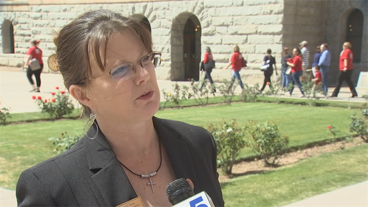 Rep. Kelly Townsend, a Republican from Mesa, says she wants to attract cutting-edge business to Arizona but wonders if the state is too lack with its rules. (Source: 3TV/CBS 5)