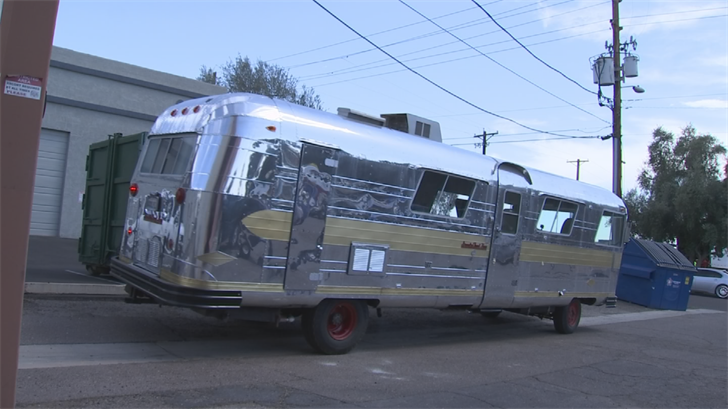 The shop is abuzz with activity from open to close. (Source: 3TV/CBS 5)