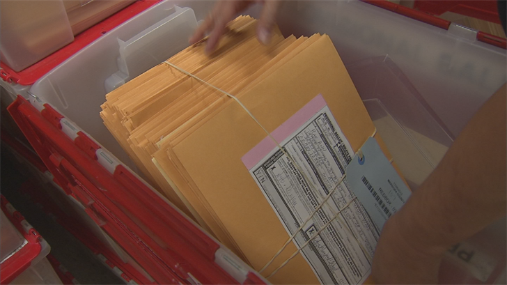 The areas where the state failed is post-election auditing, ballot accounting and reconciliation and the paper absentee ballots. (Source: 3TV/CBS 5)