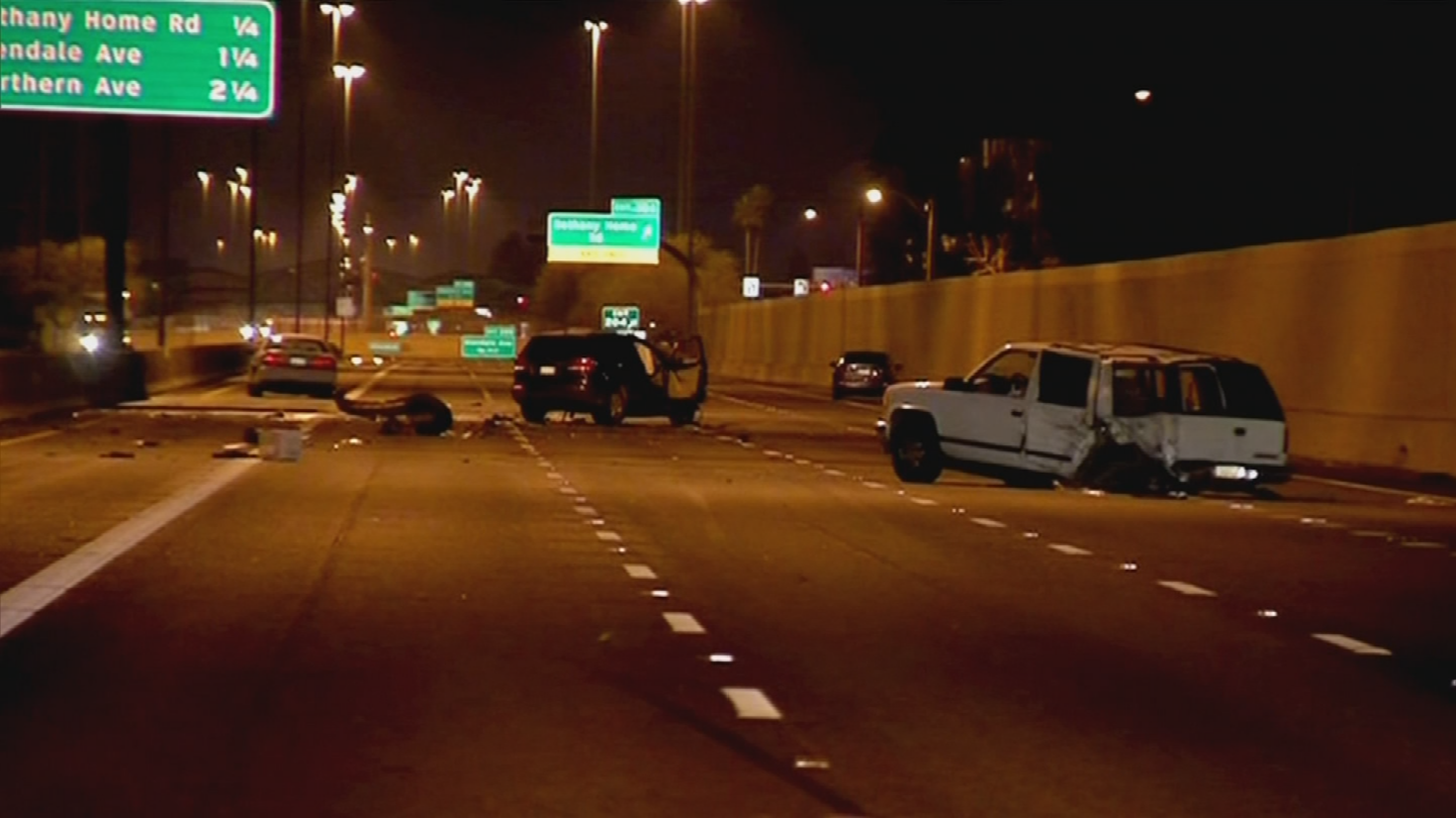 Wrong-way drivers under the influence of drugs or alcohol will now face felony charges, under the new bill, which Ducey called for in his January State of the State address. (Source: 3TV/CBS 5)