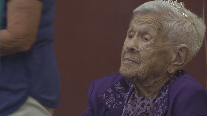 Gramma-Lola turns 107 on May 3rd. (Source: 3TV/CBS 5)