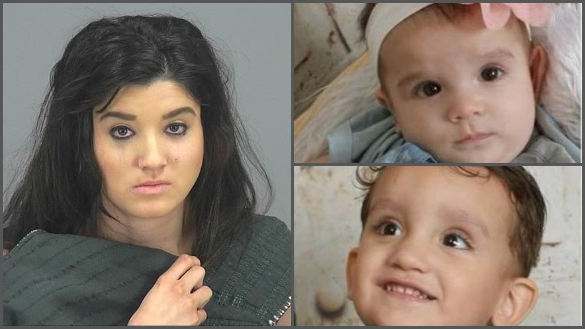 Brittany Velasquez is facing murder charges in the deaths of her children. (Source: Pinal County Sheriff's Office and GoFundMe)