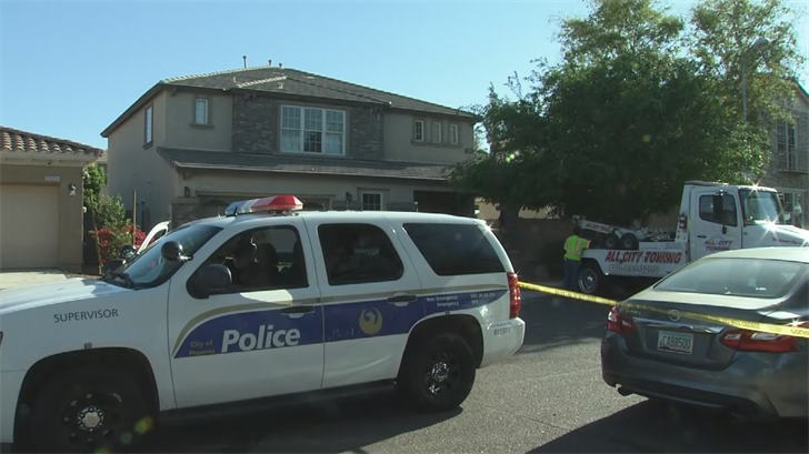 The 23-year-old fled but officers caught him a short distance away, police said. (Source: 3TV/CBS 5)