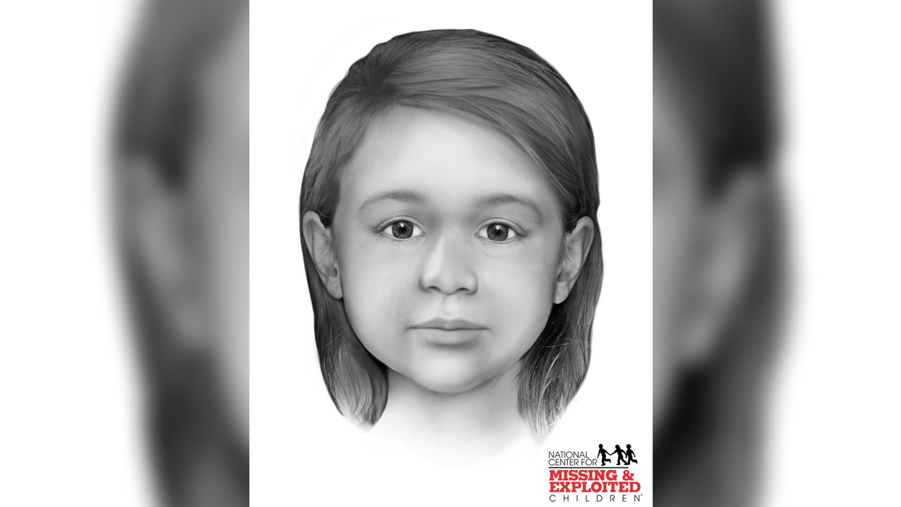 "This is a facial reconstruction of ""Little Miss Nobody."" (Source: Yavapai County Sheriff's Office)"
