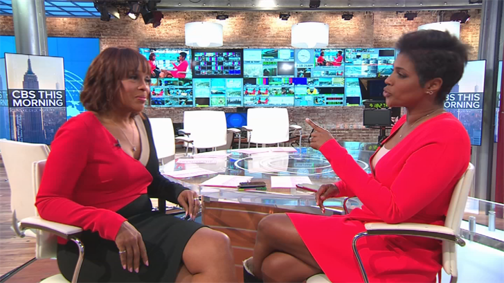While in New York, CBS 5 This Morning's Yetta Gibson got a chance to sit down with CBS This Morning's Gayle King. (Source: 3TV/CBS 5)