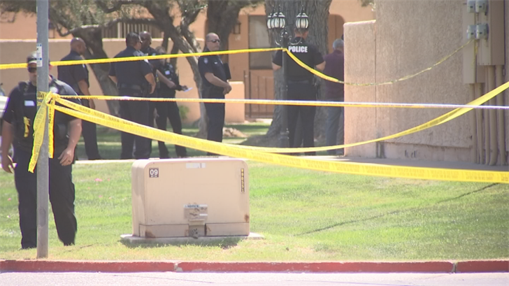 Detectives said the victim and suspect knew each other. (Source: 3TV/CBS 5)