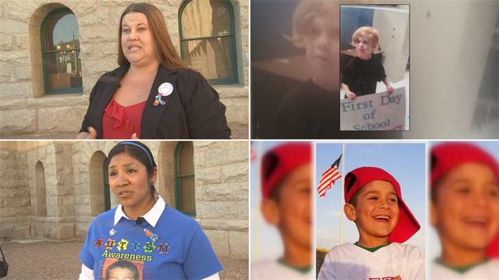 A couple of Arizona moms say cannabis has been very helpful for treating their autistic sons. (Source: 3TV/CBS 5)