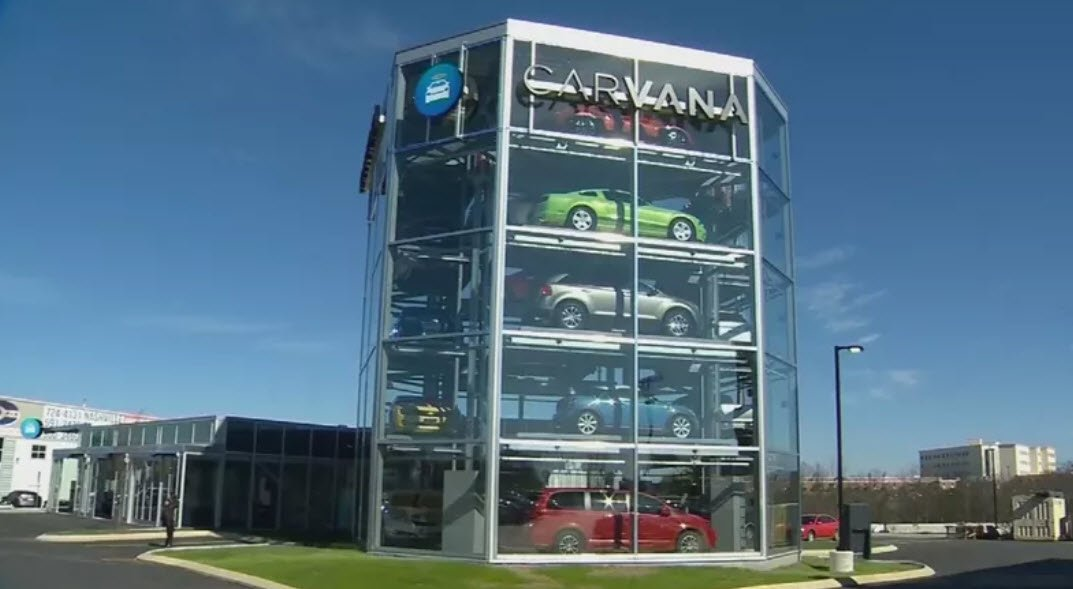 This is what the finished product will resemble (Source: Carvana)