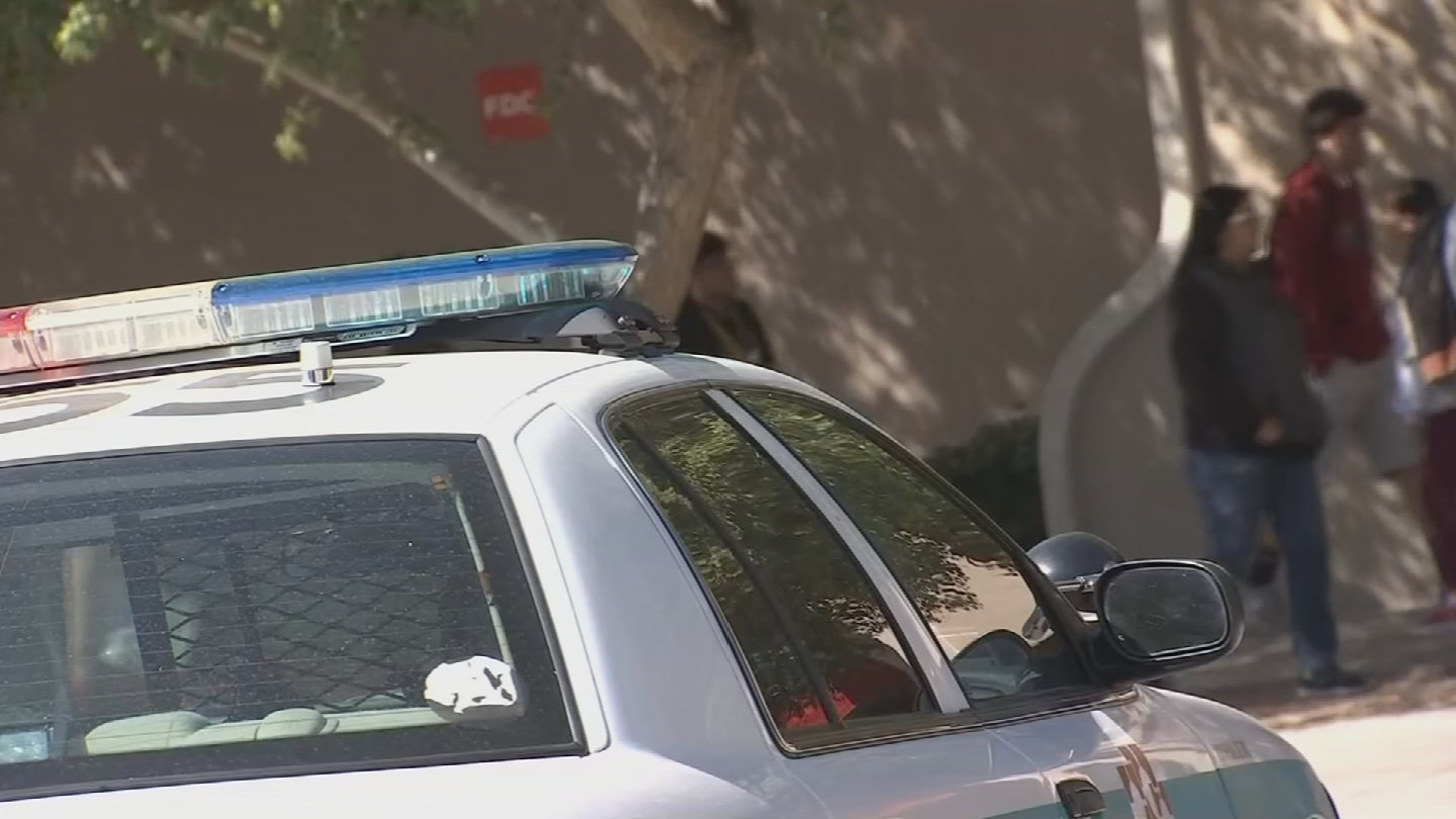 Ducey wants to spend $11 million for more school resource officers. (Source: 3TV/CBS 5)