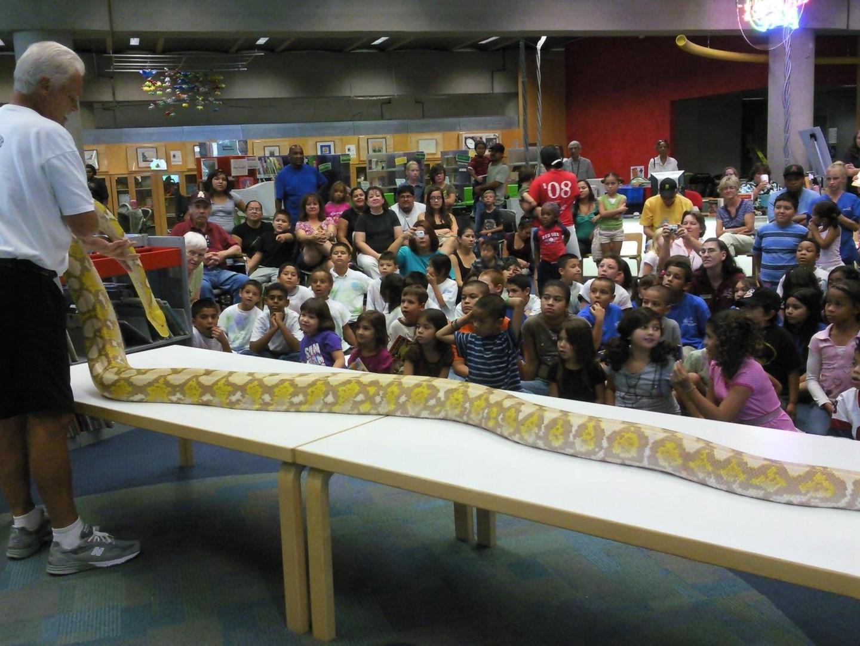 The Predators Reptile Expo is set to hit Mesa later this month (Source: Predators Reptile Expo)