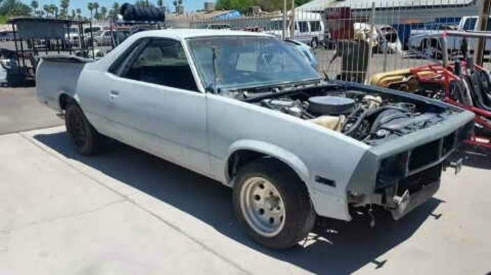 Betancourt says he wanted to restore the El Camino so he started fixing it up a few years ago. (Source: 3TV)