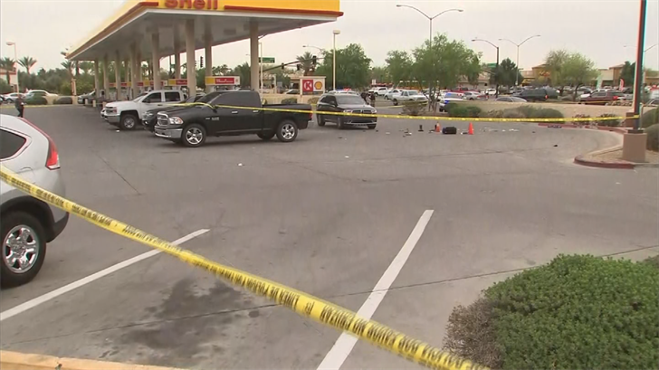 Police have identified the suspect in Mesa's officer-involved shooting. (Source: 3TV/CBS 5)