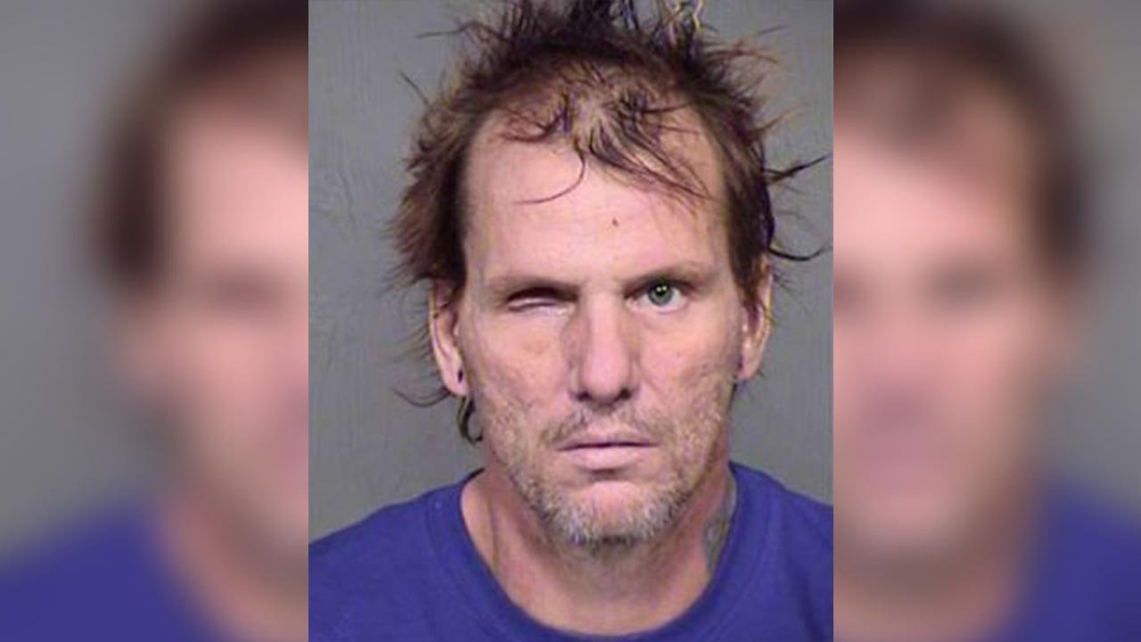 Sentencing is scheduled Friday for a Phoenix man who pleaded guilty to murder and other charges in the decapitations of his wife and their two dogs. (Source: Maricopa County Sheriff's Office)