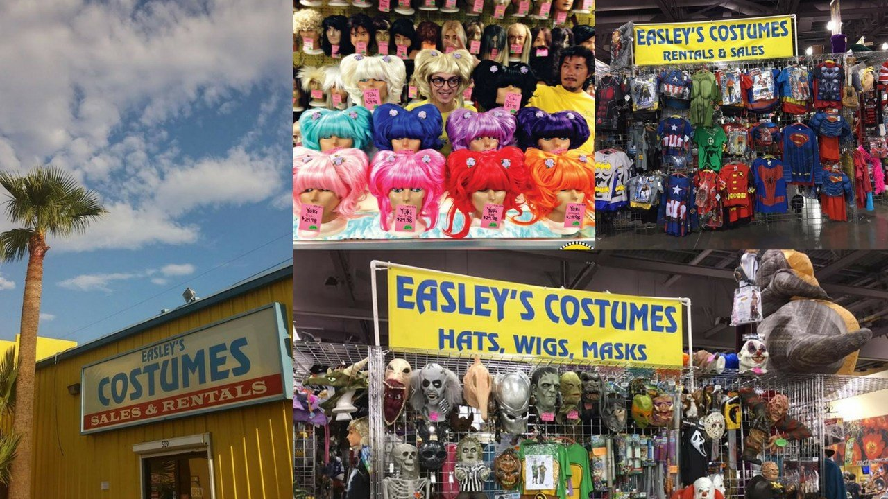 After 72 years of bringing the Phoenix-area Halloween joy, Easley's Fun Shop is closing after this upcoming fall season. (Source: Easley's Fun Shop Facebook)
