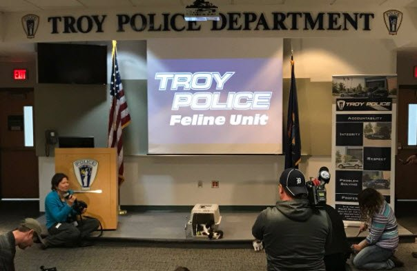 (Source: Troy, MI Police Department)