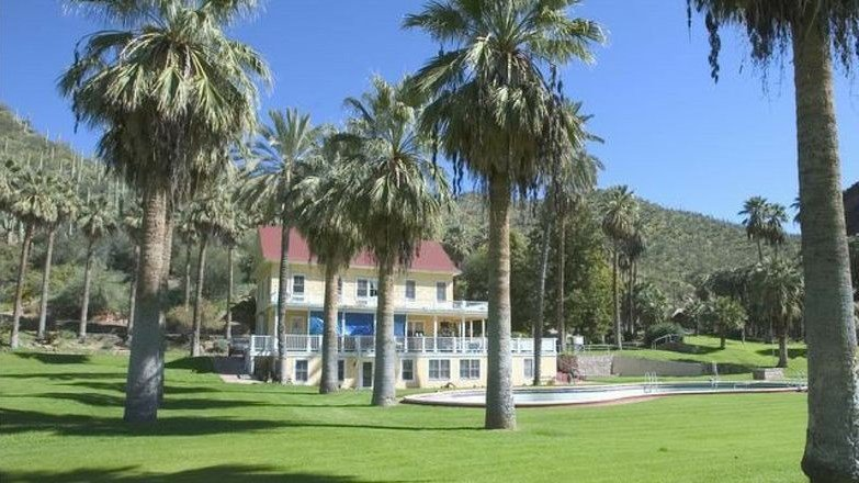 Castle Hot Springs Resort (Source: 3TV/CBS 5)