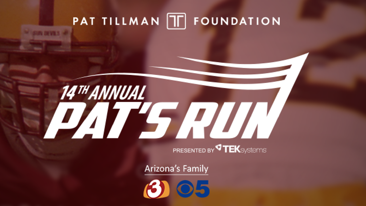 Pat's Run 2018 is just weeks away, and if you're planning your race day food, no need to carb load. (Source: 3TV/CBS 5)