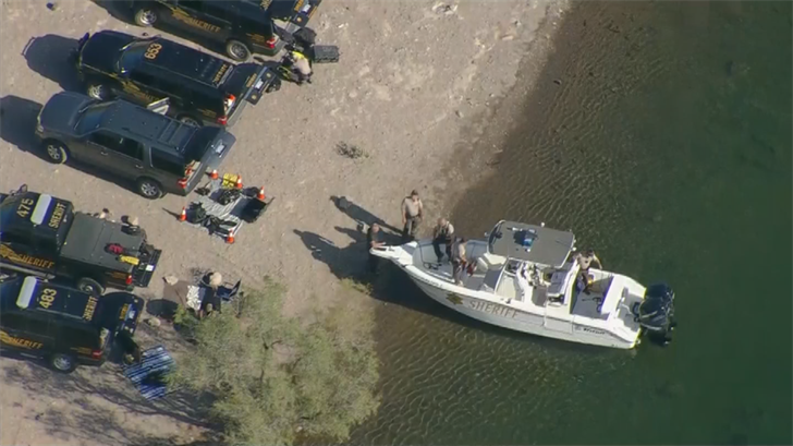 MCSO says the father was swimming with his daughter when he went under. (Source: 3TV/CBS 5)