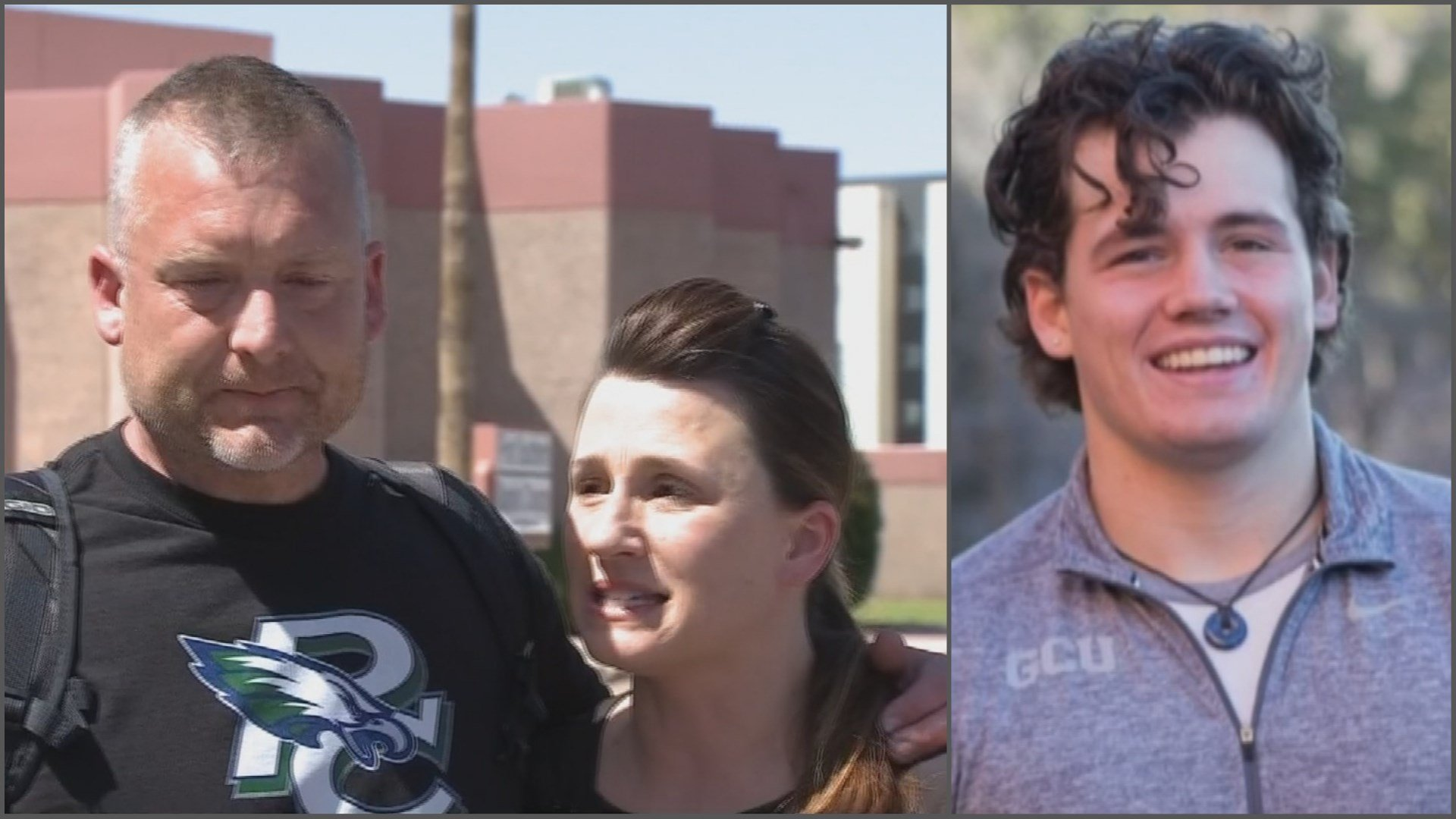 """'We have already forgiven whoever has done this,"""" Angela White, Taylor's mom, said."""