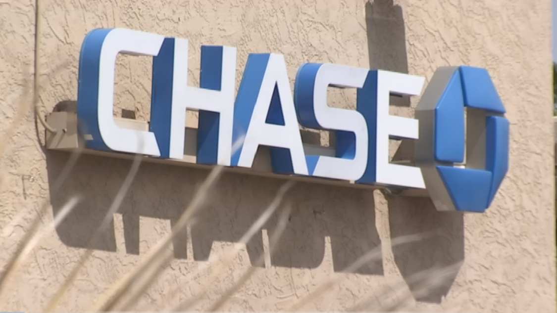 When McKenna punched in his new Chase bank account number during the money transfer, he left off one digit. (Source: 3TV)