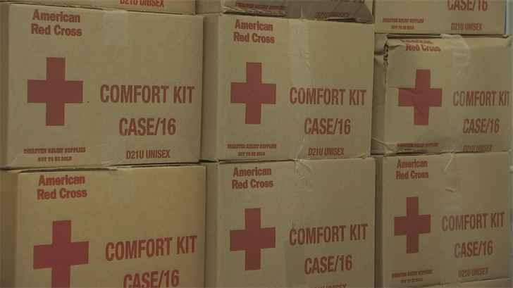 The Red Cross is urging everyone who may be impacted by a wildfire to be prepared. (Source: 3TV/CBS 5)