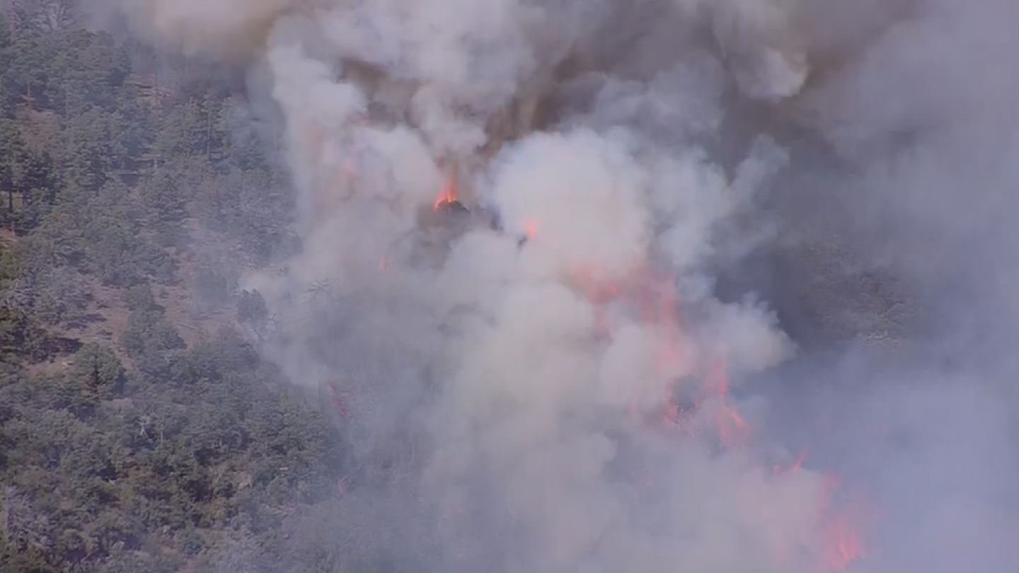 The Red Cross is expecting another busy wildfire season this year. (Source: 3TV/CBS 5)